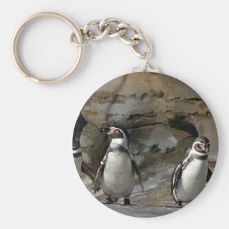 Pingüino de Humboldt Llaveros Personalizados