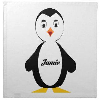 Pingüino de Jamie Servilleta