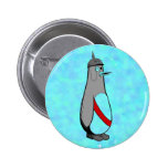 Pingüino de Kaiser Pin
