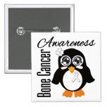 Pingüino de la conciencia del cáncer de hueso