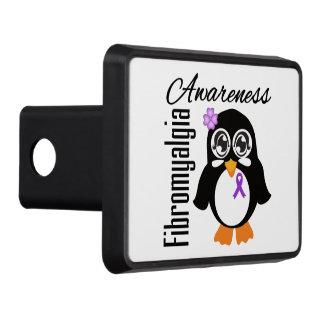Pingüino de la conciencia del Fibromyalgia Tapas De Tráiler
