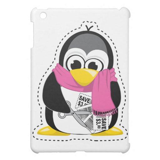 Pingüino de la cupón