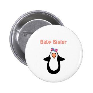 pingüino de la hermana del bebé