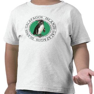 Pingüino de las islas de las Islas Galápagos Camiseta