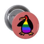 Pingüino de LGBT Pin