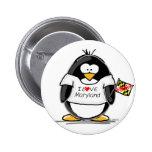 Pingüino de Maryland Pins