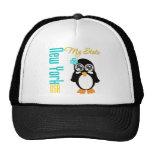 Pingüino de Nueva York los E.E.U.U. Gorro