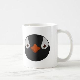 Pingüino de papel de Gentoo Tazas De Café