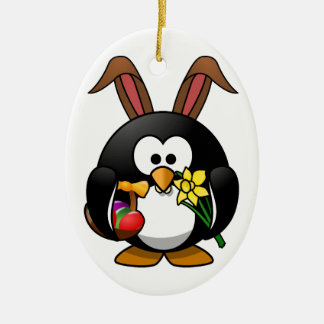 Pingüino de Pascua Adorno De Reyes