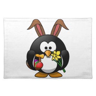 Pingüino de Pascua Manteles