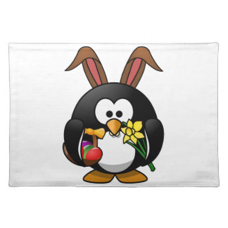 Pingüino de Pascua Manteles Individuales