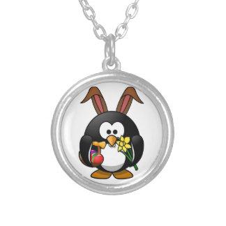 Pingüino de Pascua Pendientes Personalizados