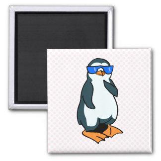 Pingüino de Penélope Imán Para Frigorífico