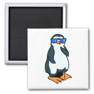 Pingüino de Penélope Imanes Para Frigoríficos