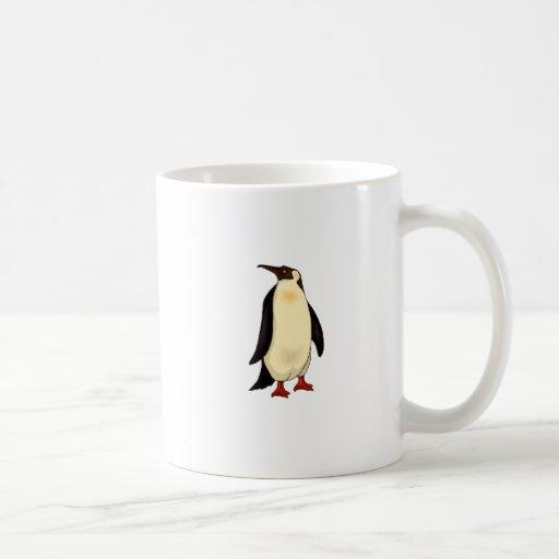 Pingüino de Percy Taza De Café