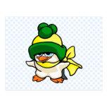 Pingüino de Pingo Tarjeta Postal
