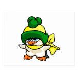 Pingüino de Pingo Tarjetas Postales