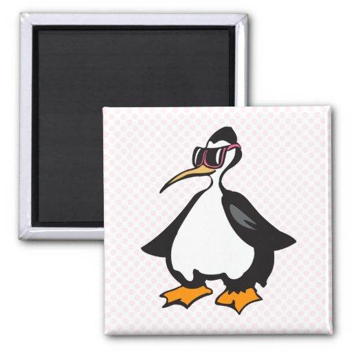 Pingüino de Polly Imán De Frigorífico