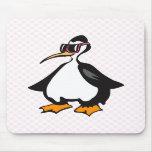 Pingüino de Polly Tapete De Ratones