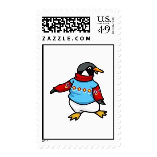 Pingüino de Pringle Sellos