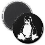 Pingüino de Tux - (Linux, Open Source, Copyleft, F Iman