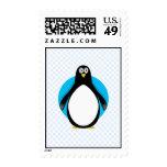 Pingüino del bajá sellos