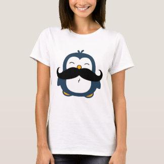 Pingüino del bigote playera