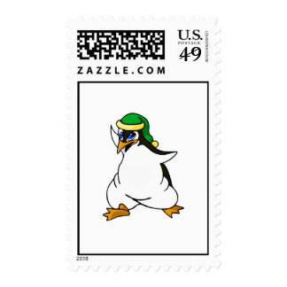 Pingüino del bromista
