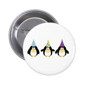 Pingüino del fiesta