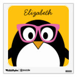 Pingüino del inconformista - rosa lindo del amaril