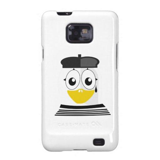 Pingüino del Mime Galaxy SII Carcasas