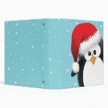 Pingüino del navidad