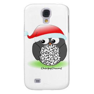 Pingüino del navidad samsung galaxy s4 cover