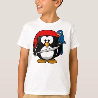 Pingüino del pirata playera