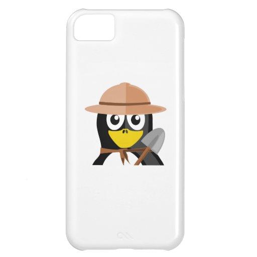 Pingüino del prospector