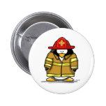 Pingüino del rescate del fuego