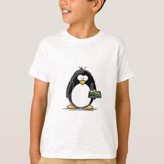 Pingüino del sushi playera