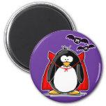 Pingüino del vampiro imán para frigorifico