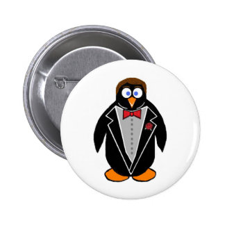 pingüino en un tux