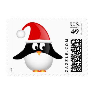 pingüino estampillas