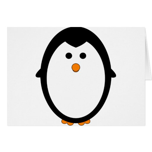 Pingüino Felicitacion