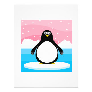 Pingüino Tarjetón