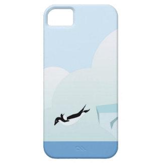 Pingüino iPhone 5 Protectores