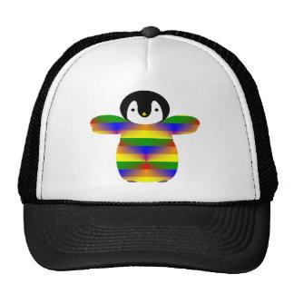Pingüino gay gorro
