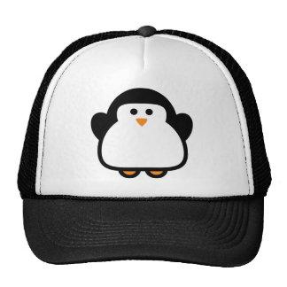 Pingüino Gorro