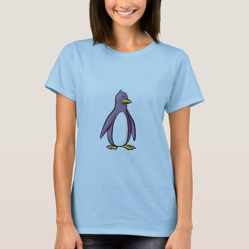 pingüino III Playera