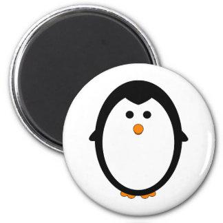 Pingüino Imán De Nevera