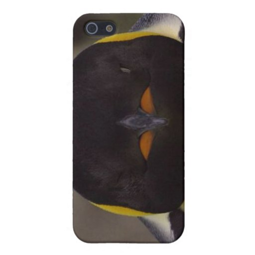 Pingüino iPhone 5 Carcasas