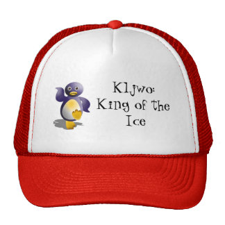 pingüino, Kljwo: Rey del hielo Gorras De Camionero