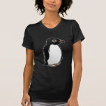 Pingüino lindo de Adelie T-shirt